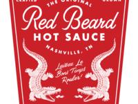 Red Beard Hot Sauce