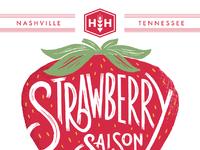 Strawberry saison web