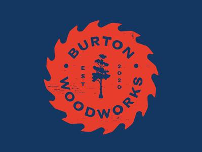 Burton Woodworks Logo