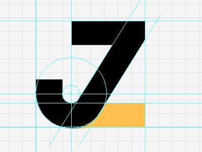 Monogram logo type monogram