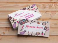Business cards vector branding logo illustration design