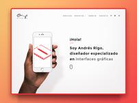 Website Rigostudios New