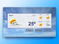 Weather App Tv