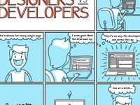 Designers Vs Developers: Issue #1