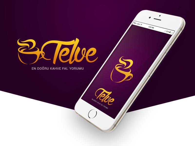 Telve mobile app design mobile psd coffe app desing mobile app