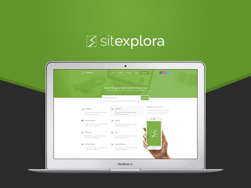 Sitexplora dribbble