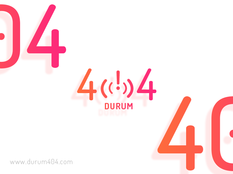 Durum 404 dribbble