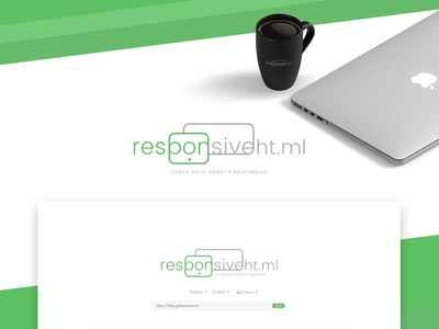 Responsiveht.ml - Web Page