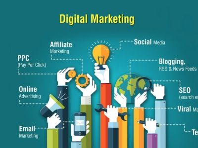 نکاتی که در شروع دیجیتال مارکتینگ باید بدانید learn digital marketing digital marketing