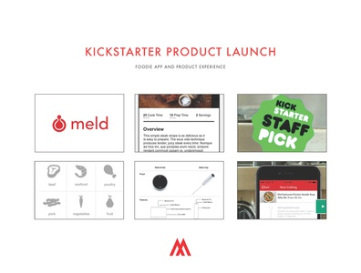 Kickstarter Product Launch