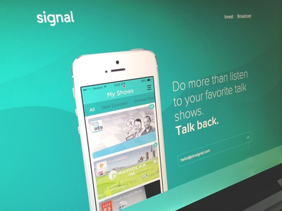 Join Signal