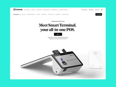Smart Daddy hardware 3d web design branding website