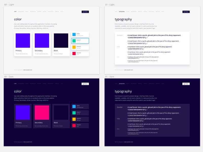 Design language system typography color scheme ui ux design dls ui design ux design design language