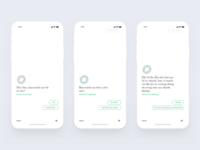 Fintech mobile app for banking services
