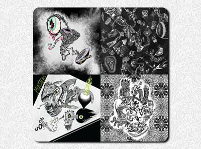 Illustration_shot_1 procreate design illustration
