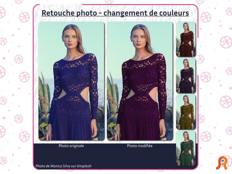 Retouche photo photoshop image retouche
