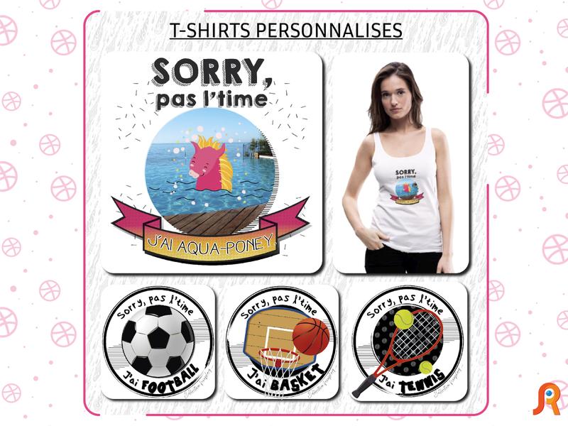 T-shirts personnalisés conception t-shirt design template vetement t-shirt textile