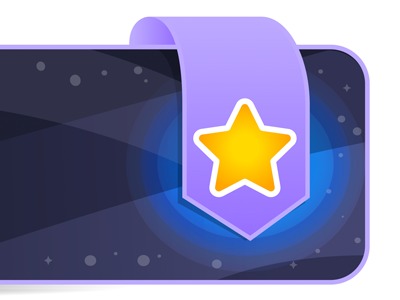 Button Detail button star illustration vector illustrator ux ui
