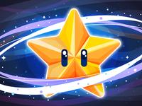 Award banner star