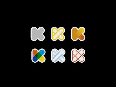 Kode; stickers kids code coding kode branding logo graphic design