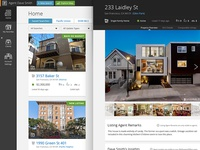 Real Estate Web App