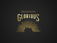 Glorious /// Logo Concept