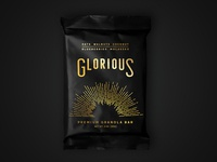 Glorious Packaging Mockup