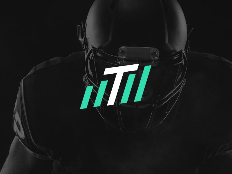 Sports Data Logo football logo data sports