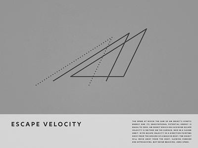 Escape Velocity triangles planetary physics space escape velocity