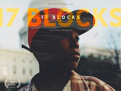 Film Poster washington dc double exposure documentary poster film festival film