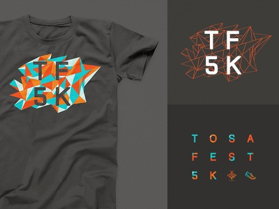 Race Shirt '19 event running racing geometric mockup shirt