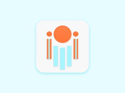 App Icon Design branding modern design logo mobile dailyui app