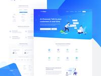 ChatBot || Landing Page