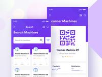 Washer Machine Finder Mobile App