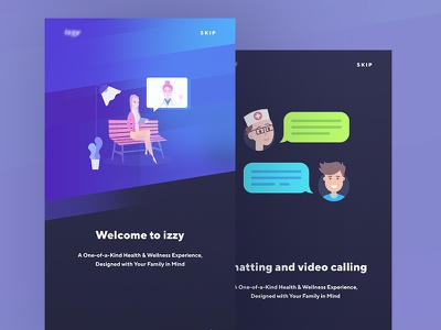 Onboarding Screen travel onboarding intro  ios broadcast registration ui ux signup interaction design illustrations explainer graphics app android