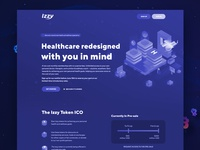 izzycare || Landing Page