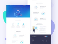 Purview  || Landing Page