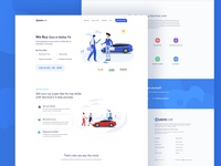 Car Sale || Landing Page