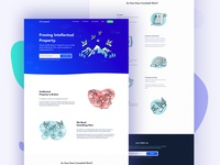 Crowdsell  | Landing page