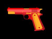 Awful Objects - Gun
