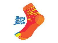 Bring Extra Socks