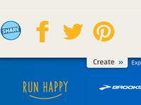 Run Happy meme generator