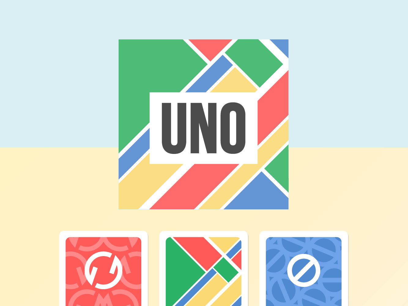 UNO (card game) by Thomas Gueudré on Dribbble