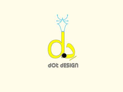dot design designer ديزاين حروف dotdesign branding illustration wesam logo illustrator dribbble design