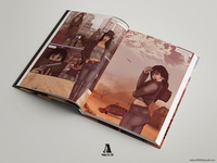 Few pages from my album