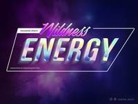 Holographic Text Effects - 10 PSD Mockups