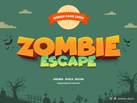 Zombie Escape - Mobile Game Logo