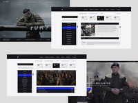 Online-TV. Full project