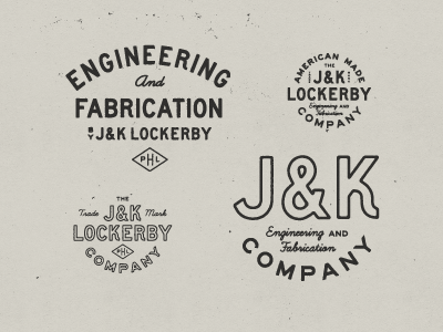J&K Lockerby Engineering and Fabrication Company Nº 002