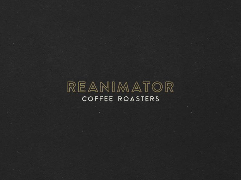 Reanimator Nº 003 coffee grotesk timeless philadelphia branding sans-serif logo vintage typography identity retro
